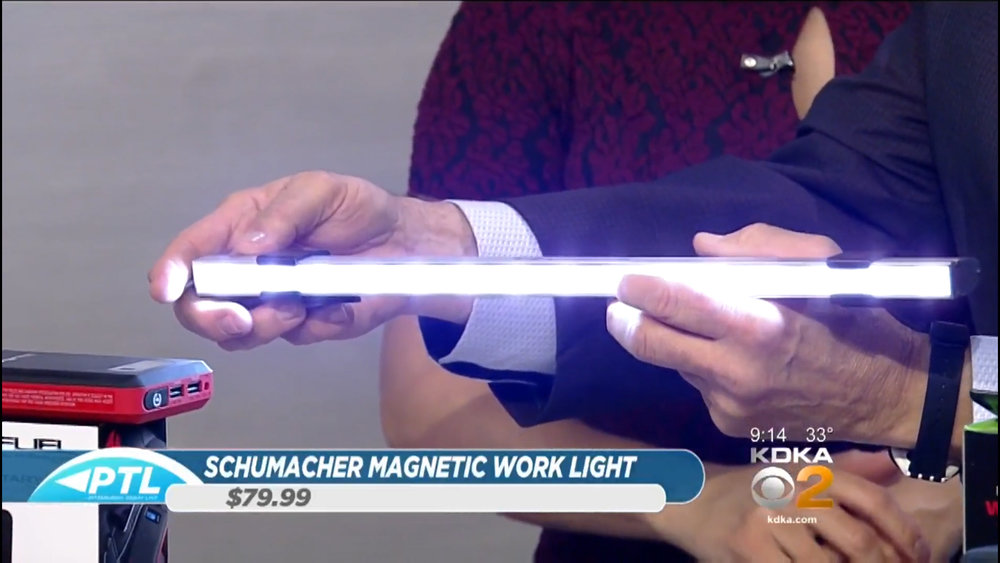 SCHUMACHER SL 197 MAGNETIC WORK LIGHT - $79.99Shop Now