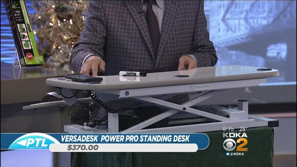 VERSADESK POWER PRO STANDING DESK - $370.00Shop Now
