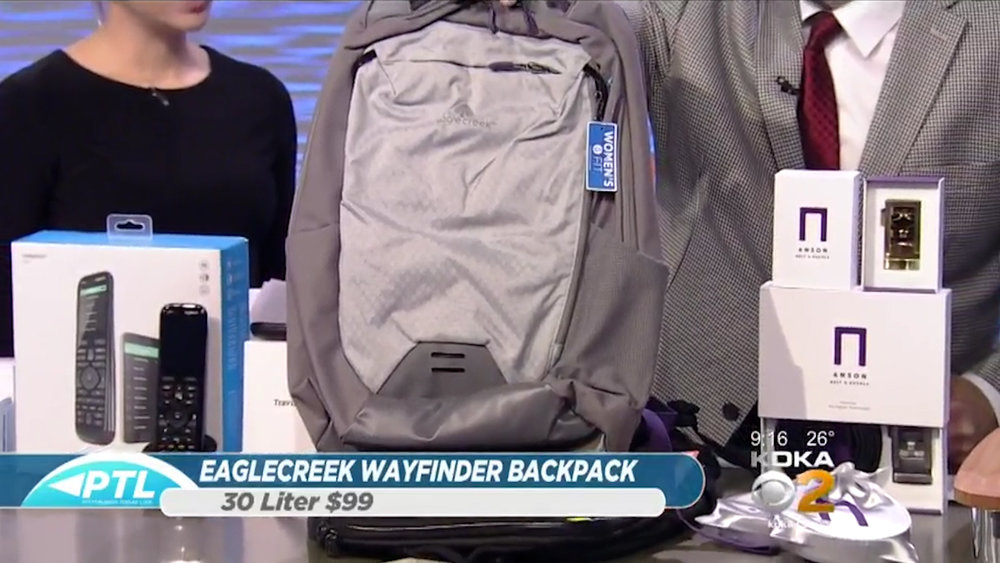EAGLECREEK Wayfinder Backpack 30L - $99.00Shop Now