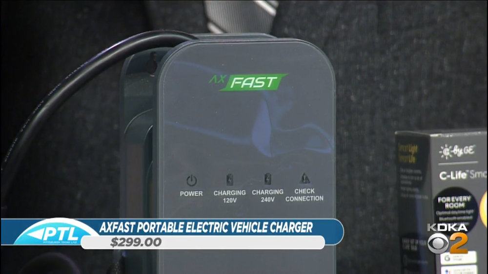AxFAST PORTABLE ELECTRIC VEHICLE CHARGER - $299.00Shop Now