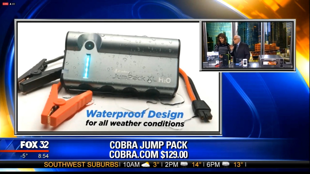 COBRA JUMP PACK XL H20 - $129.00Shop Now