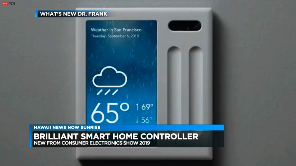 BRILLANT SMART HOME CONTROLLER - Starting at $299.95Shop Now