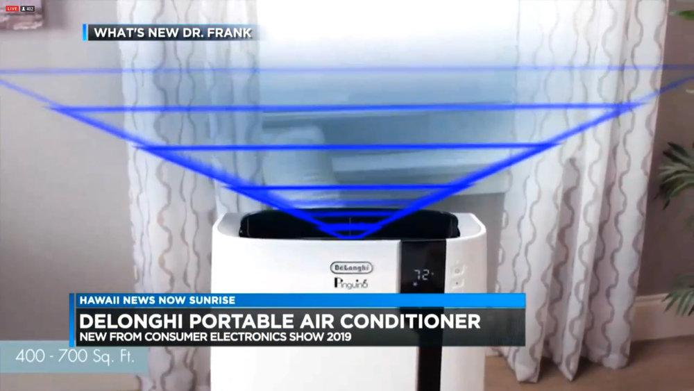 DeLONGHI PORTABLE AIR CONDITIONER - $599.95Shop Now