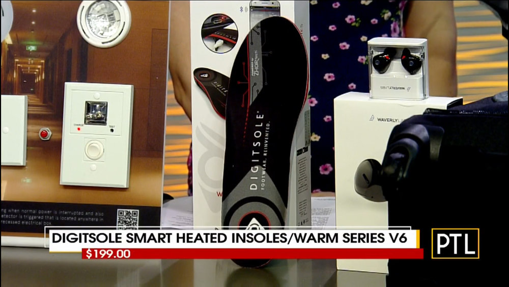 DIGITSOLE SMART HEATED INSOLES Warm Series V6 - $199.00Shop Now