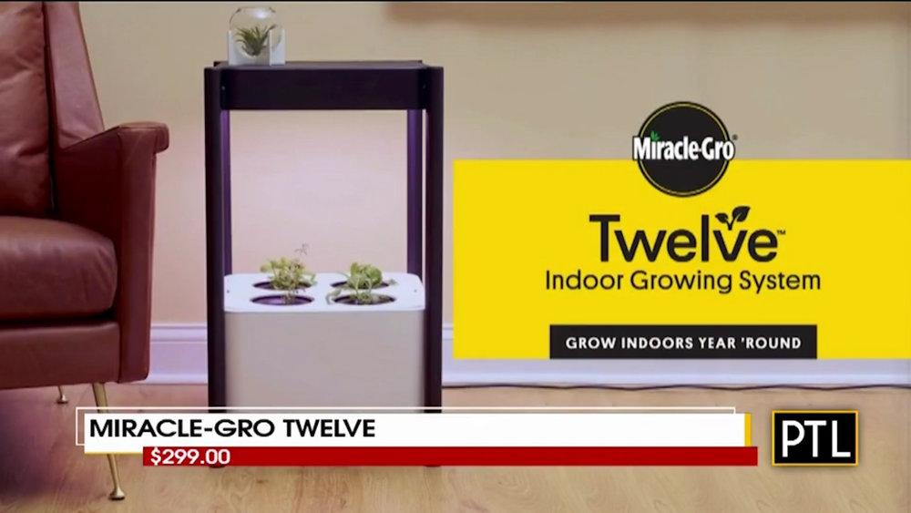 MIRACLE-GRO TWELVE - $299.00Shop Now