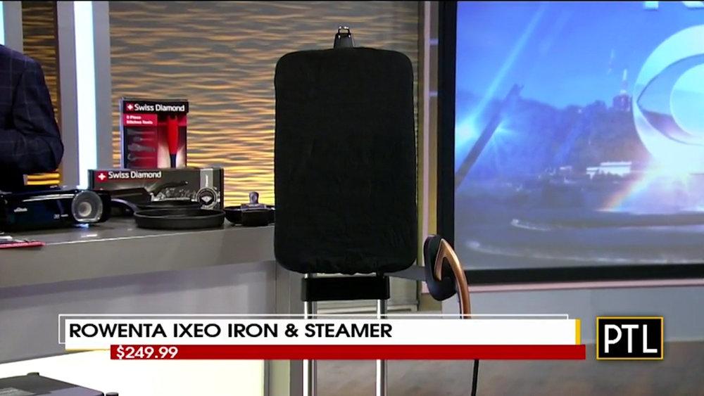 ROWENTA IXEO IRON & STEAMER - $249.99Shop Now