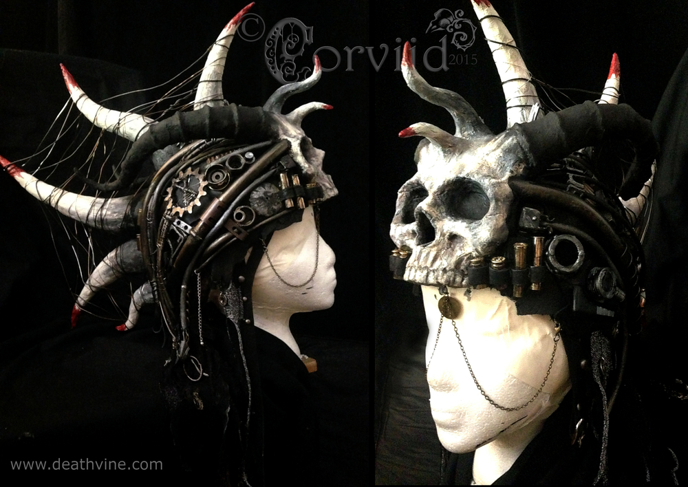 Berserker Headdress