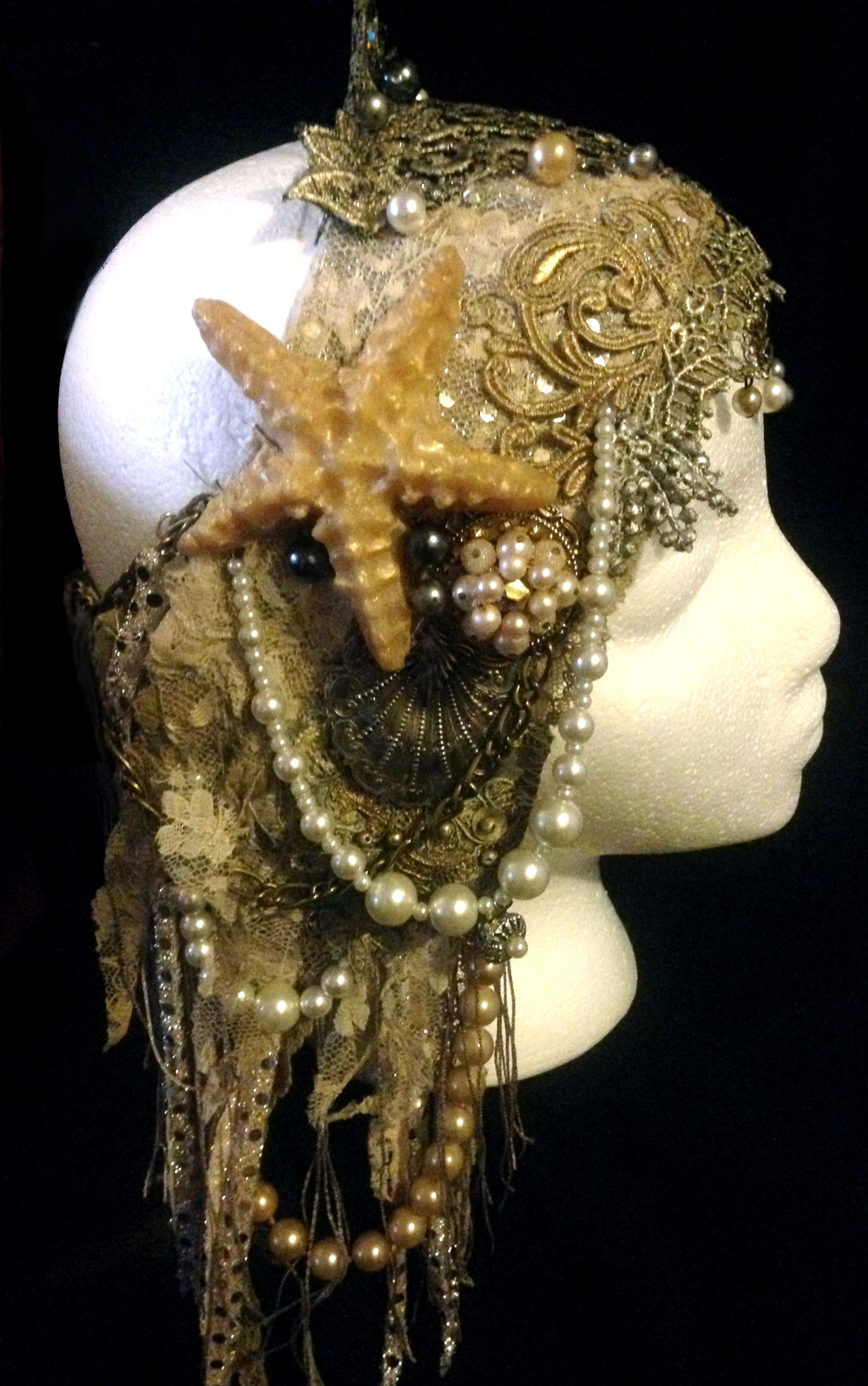 Siren Headdress