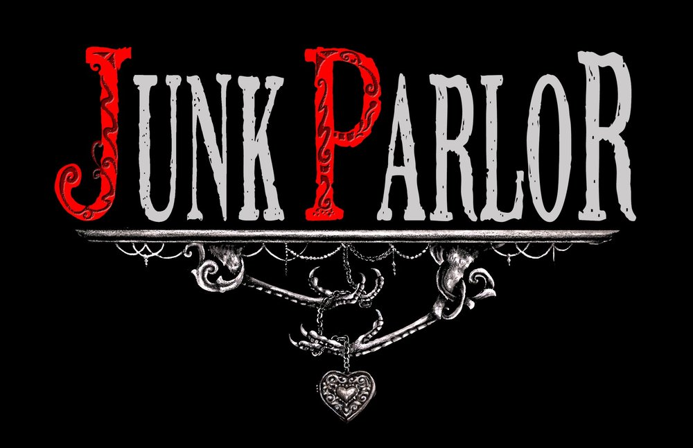 Junk Parlor band logo alt version