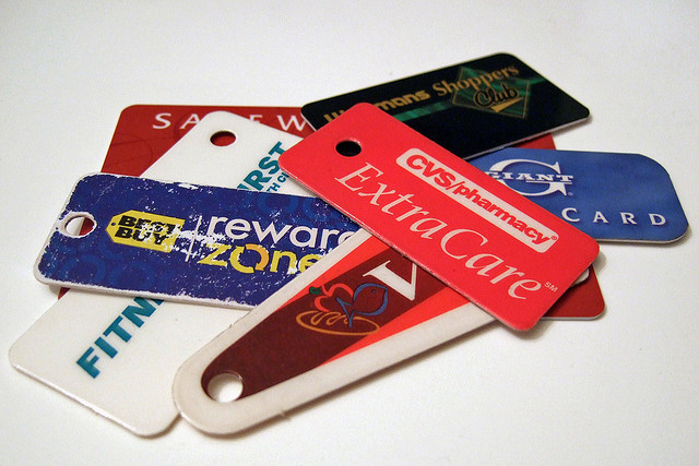 Ditch the paper card and go mobile. Courtesy of Joe Loong