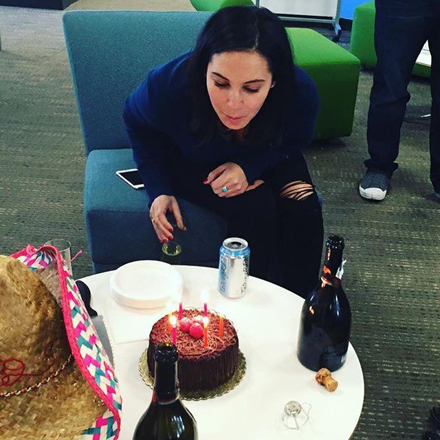 Happy birthday, Shahira!