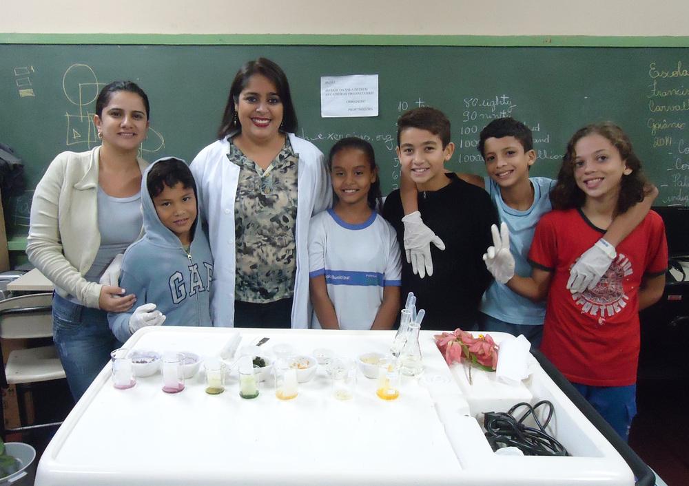 Projeto Ciência na Escola