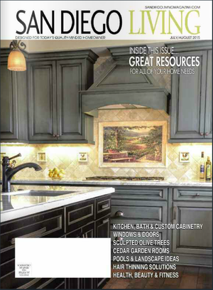 reviews and press la jolla cabinetry and design