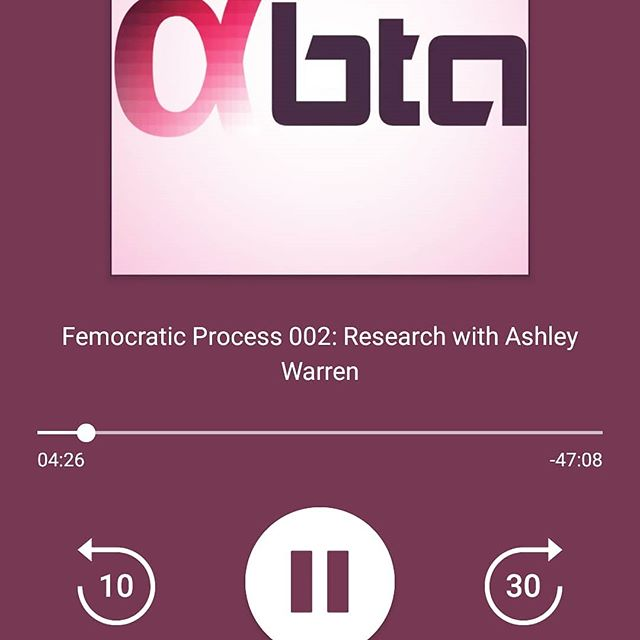 Episode 2 of Femocratic Process, featuring yours truly, is out now! We talk about The Citizen's Guide to Research, how to research politics, and why Facebook needs a credibility plugin. Find it by following BTA Podcasts in your favorite podcast app! . . . #research #citizenship #podcast #btapodcasts