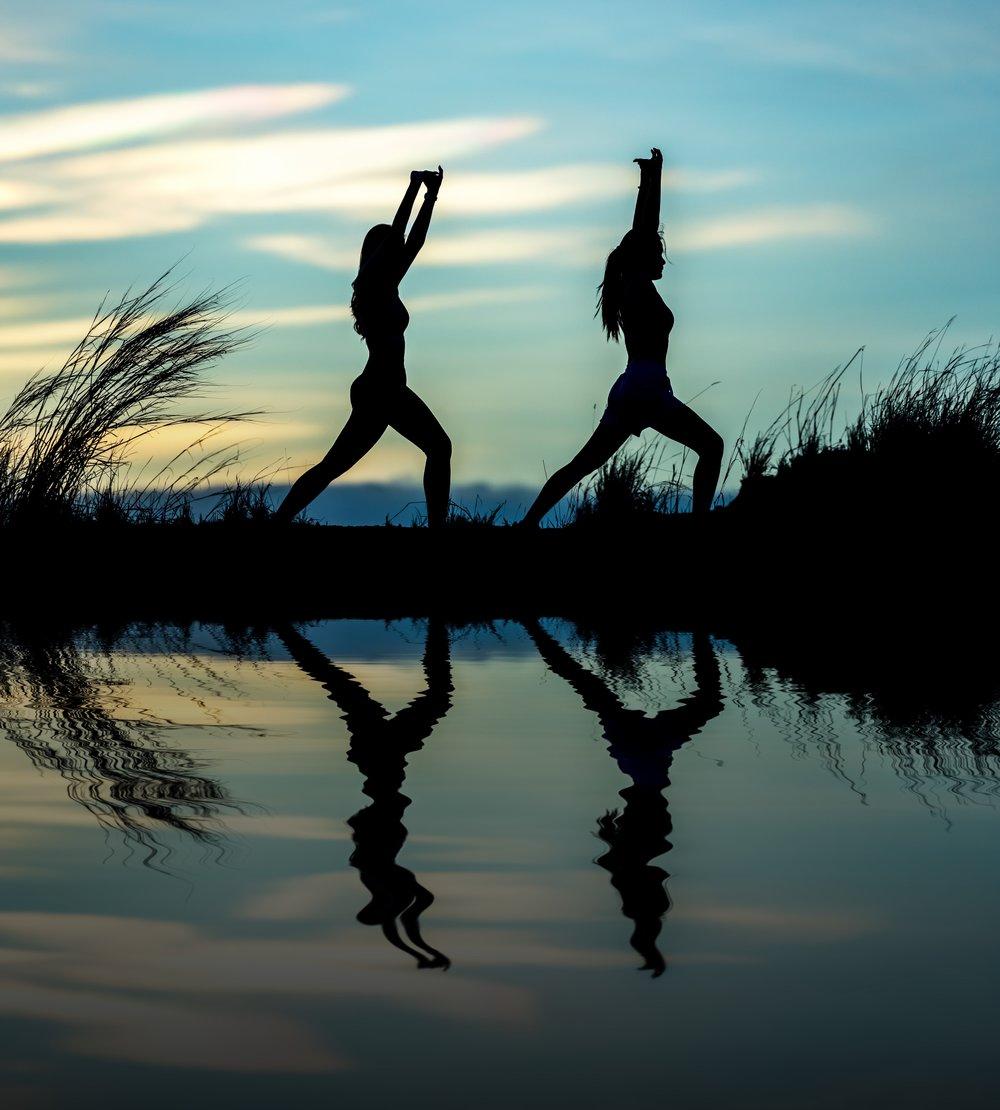 Are You A Competitive Yogi? -