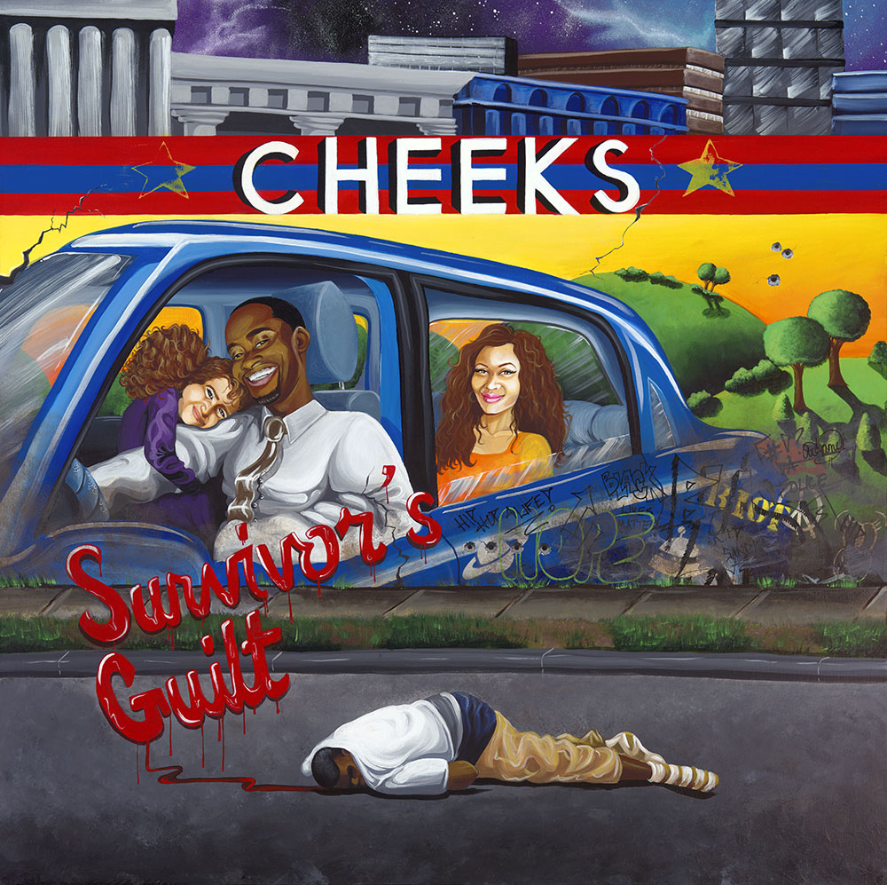 "Album: ""Survivor's Guilt"" Artist: Cheeks"