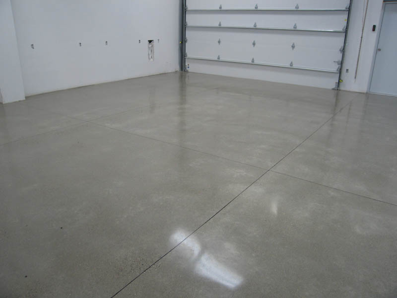Garage Floors