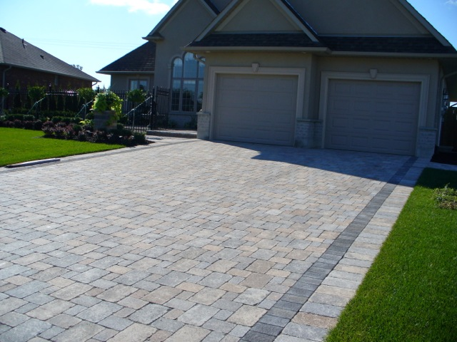 Interlock, Driveways, Walkways