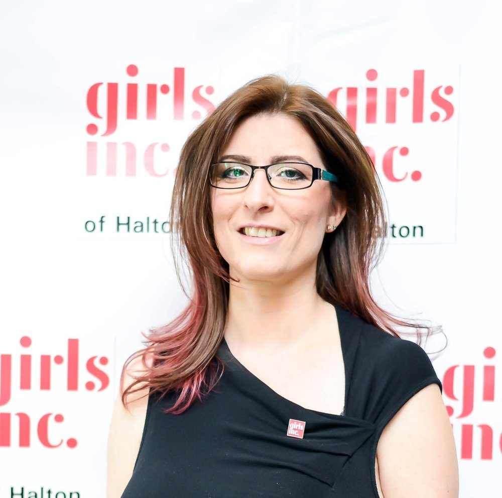 Angela Hickman, Co-Chair - I have been on the Board for Girls Inc of Halton for almost 3 years now. When I heard about Girls Inc and what it does for young girls, I knew I needed to be a part of such a wonderful group. Teaching young girls to be Strong, Smart and Bold is very important to me because I have daughter. I remember overhearing my daughter (who was only 6 at the time) ask my even younger son if she had a big belly. It broke my heart to hear those words knowing that she was already thinking about her looks. What's worse is I knew she probably got that from me, as I know I have asked my husband that question when trying on outfits. I decided in that moment, I would do my best to not concentrate on my outer features and to let my daughter know that we are beautiful inside and out. I also want her to know that she can succeed at anything she works hard for. I have told her that the words
