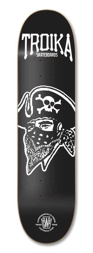 TROIKA Pirate Bandana