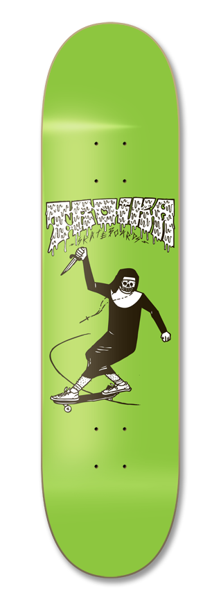 Skate Nun