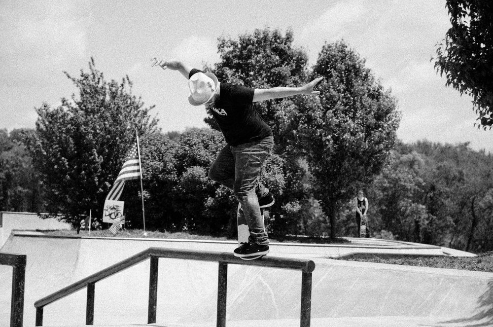 Dave Kaule - Backside overcrook