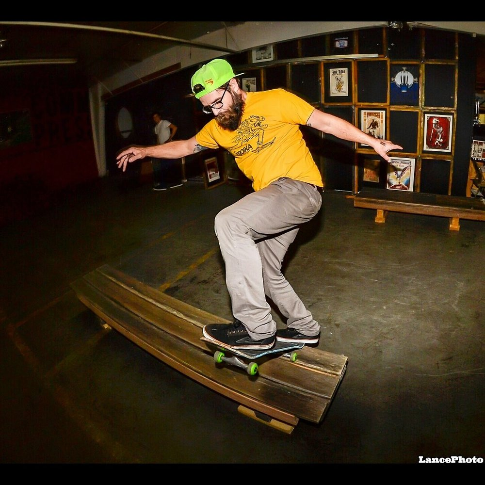 Dave Kaule - Front Blunt