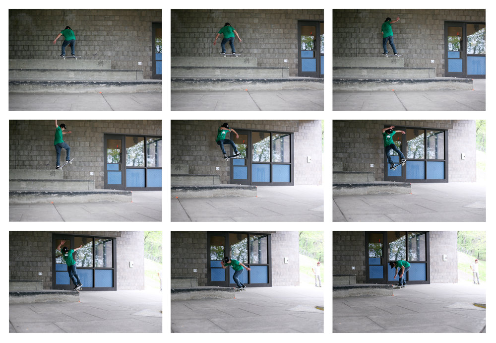 Dave Kaule - Switch 360 Ollie