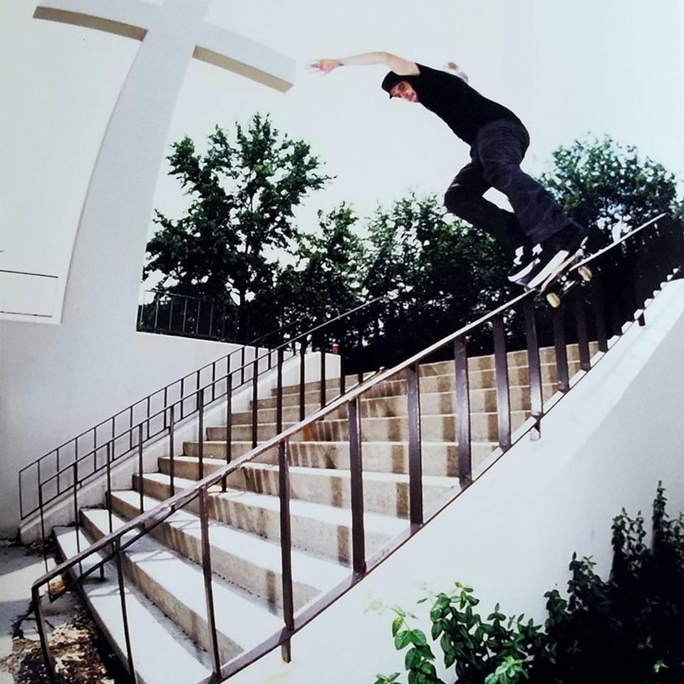 Dave Kaule - Feeble Grind