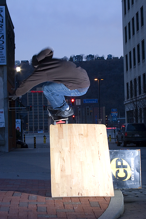Steve D - Hefty wallie