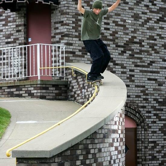 Steve D - Jump Grind