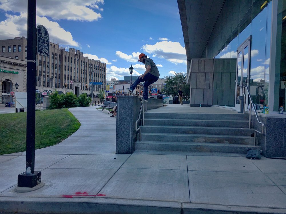 Dave Kaule - Front Board