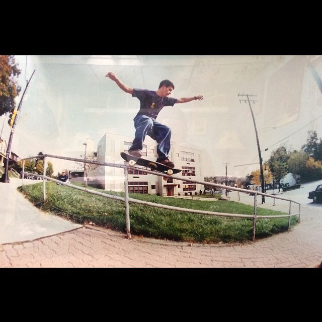 I used to skate, I still do too.  #caveman5050