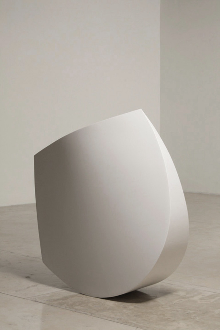 2Chicuelina, 2007. Fiberglass, resin and polyurethane 51 x 5 x 18.jpg