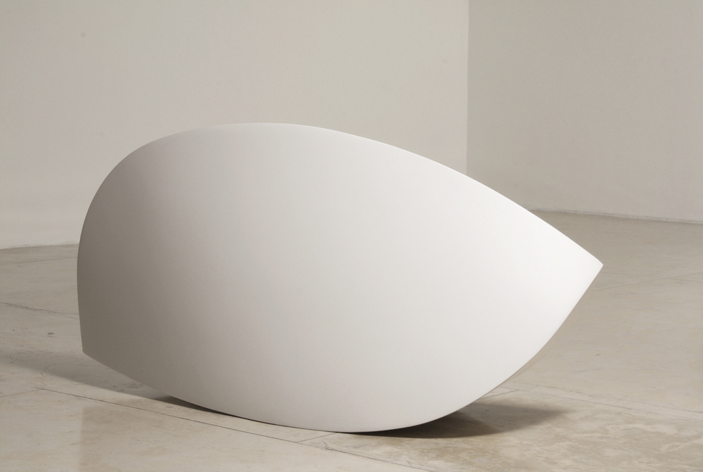 Serpentina, 2007. Fiberglass, resin and polyurethane 38.5 x 79 x 24.5%22.jpg