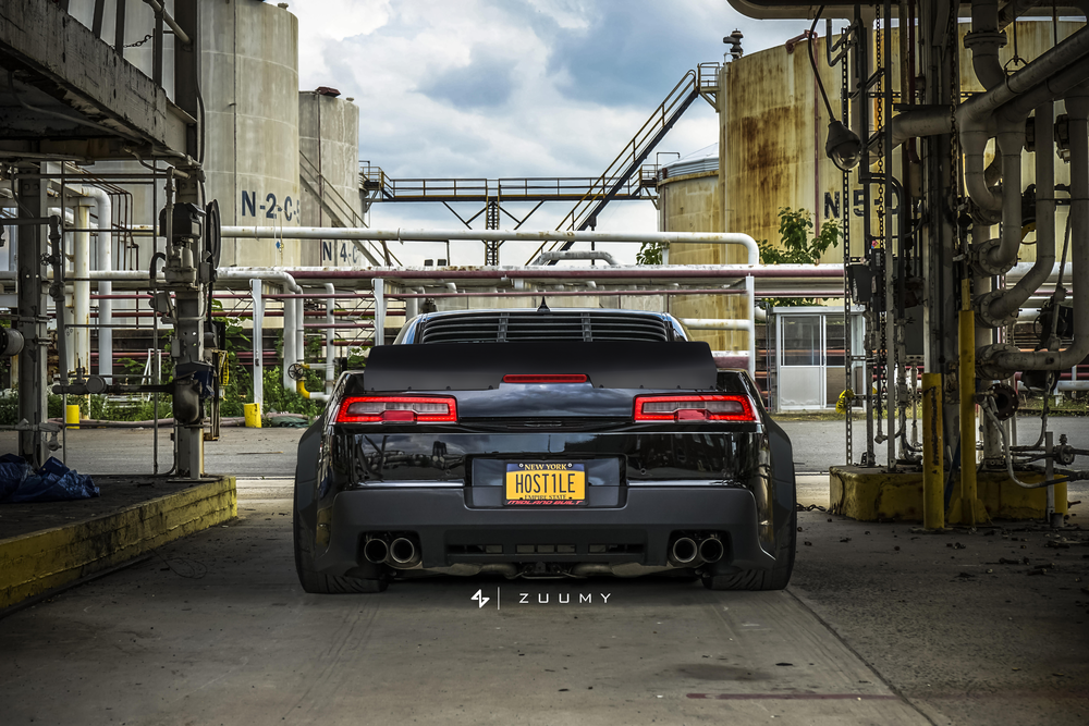 Liberty Walk Camaro 1le Vlad Shurigin