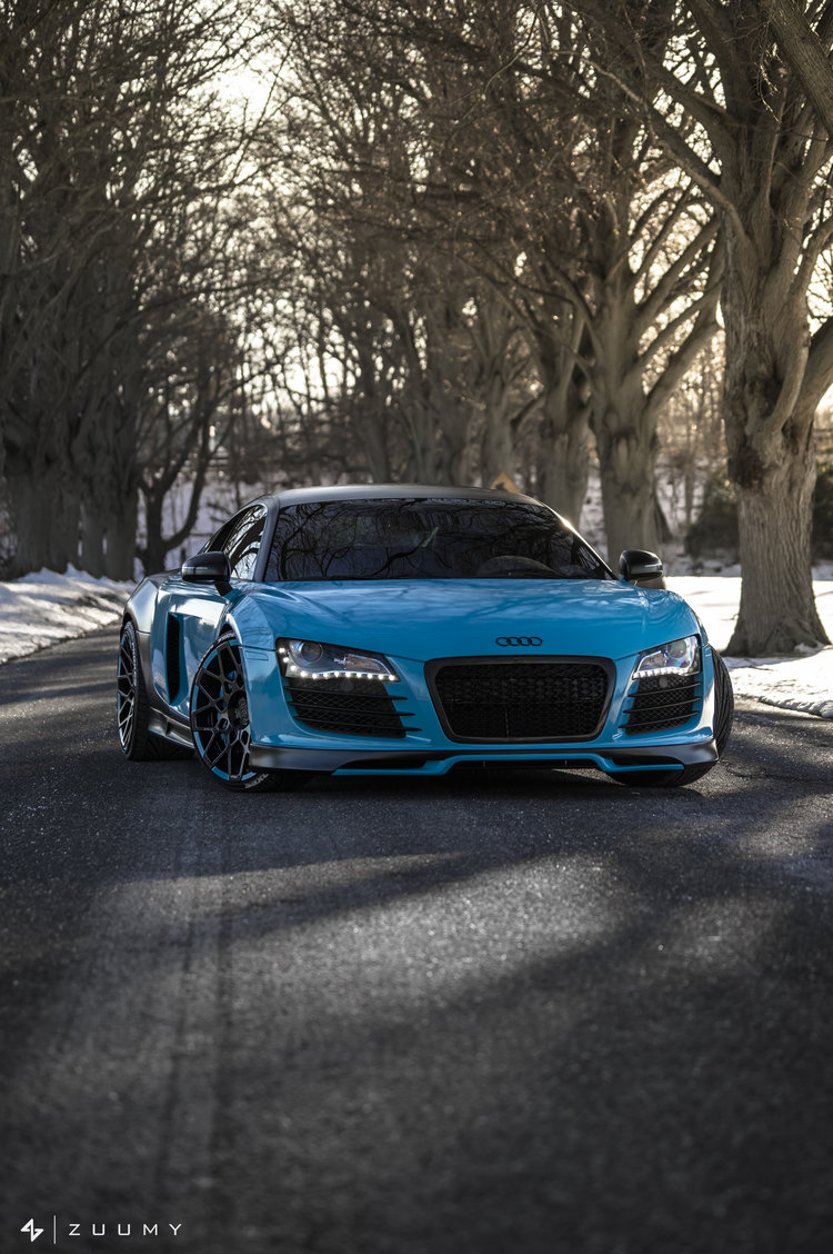 Audi R8 V10 IPhone Wallpapers Vlad Shurigin