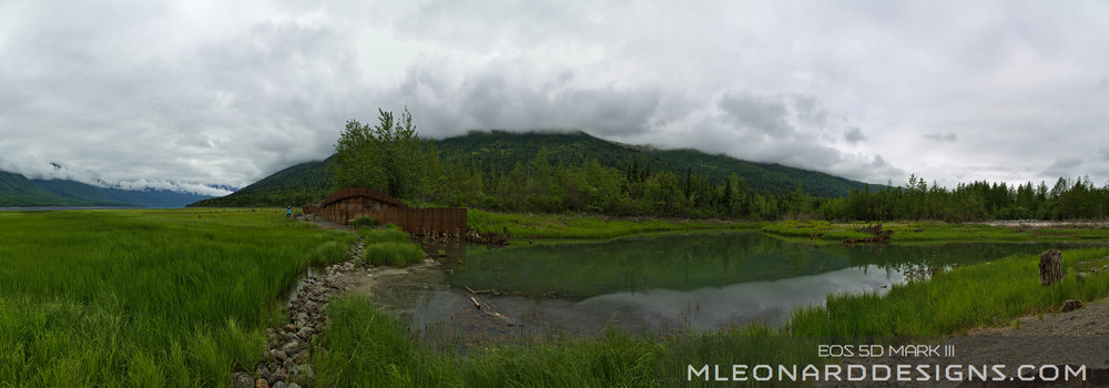 Eklutna Panoramic