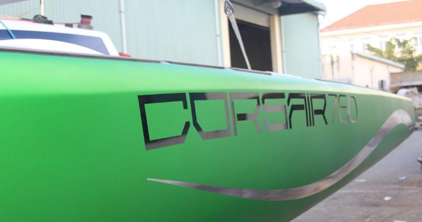 Optional - Corsair 760 Custom Graphics