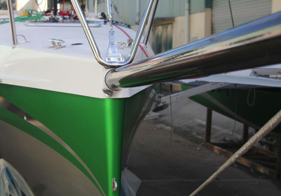 Optional - Corsair 760 Carbon Bowsprit