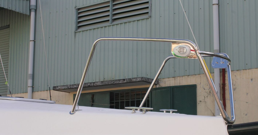 Corsair 760 Bow Pulpit