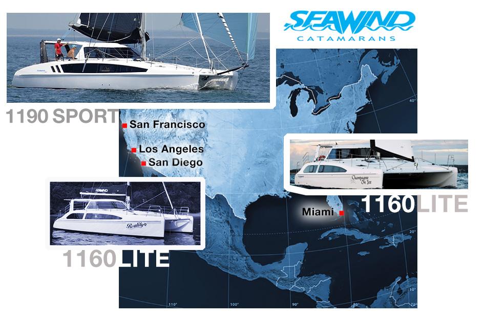 seawind availability