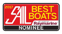 2017 Sail Best Boat Nomiinee