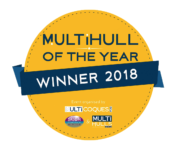 Multihull of the year award.png