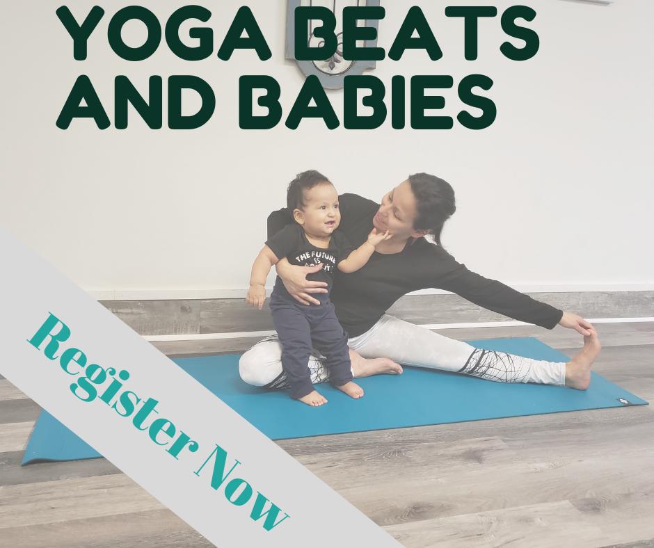 Yoga Beats and Babies