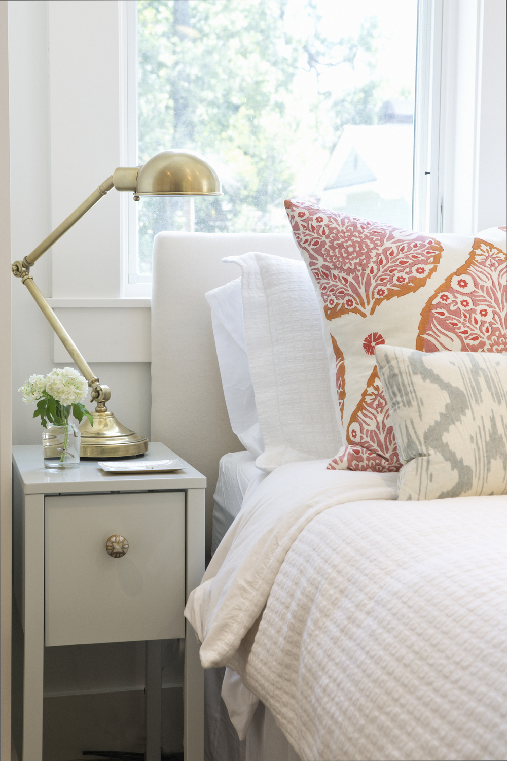 Lamp size for nightstand - Table Lamp Roundup