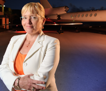 Fast Facts: - Debra M. Gardner, Managing Partner· 40+ Years Private Aviation Experience· 10,000+ Hours Flight Time· Captain-Domestic/International· Flight Department Management· Pretty Darn Interesting to Talk To· Cares Deeply About Your Experience