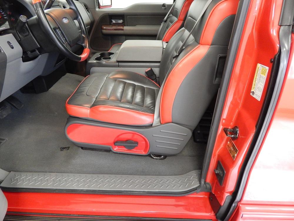 2006 Ford F150 Boss 5 4 Gastown American Classics