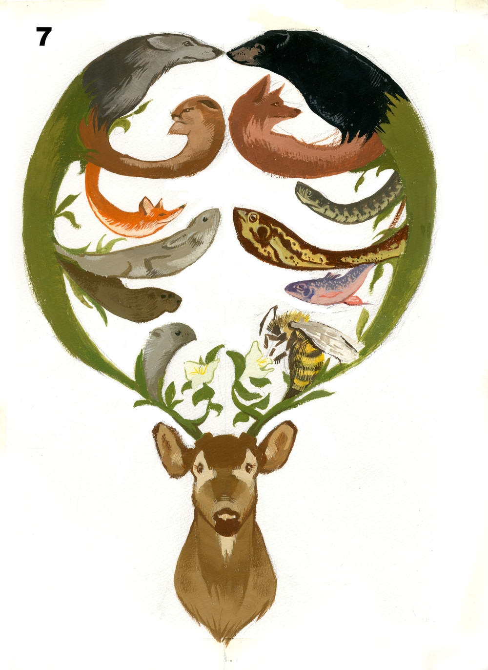 The Food Chain - Gaby Epstein