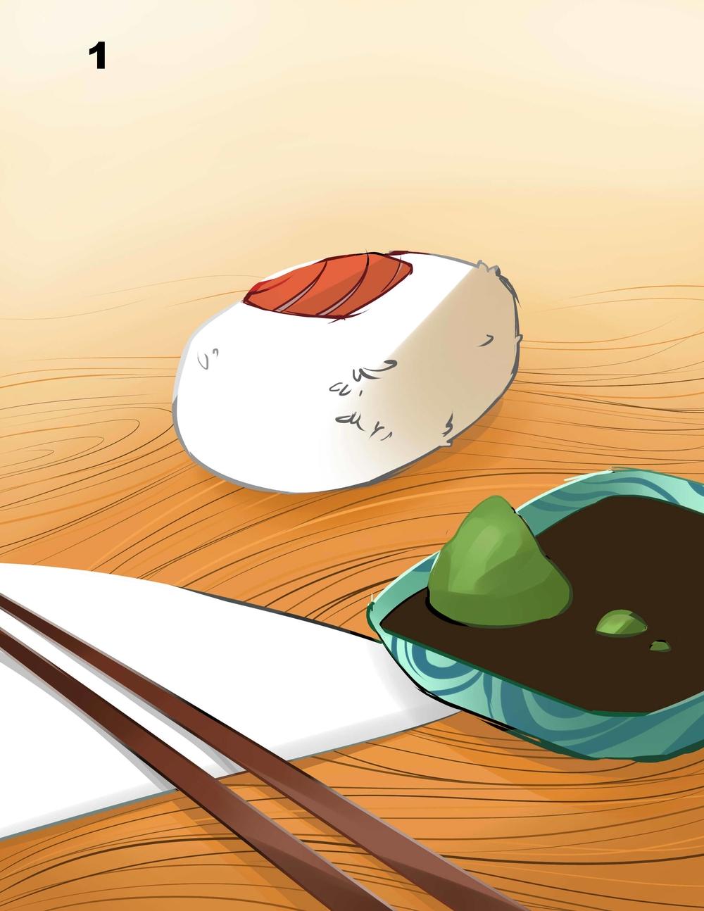 Unsustainable Sushi - Andrew Kim